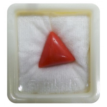 Certified Red Coral Premium 16+ 9.6ct