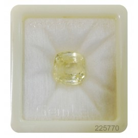 Ceylon Astrological Yellow Sapphire Std 8.1CT (13.5 Ratti)