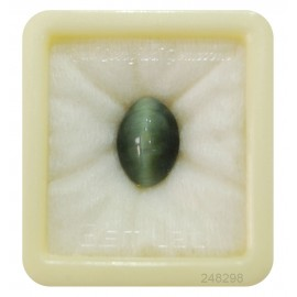 Astrological Cats Eye Premium 11+ 6.6ct