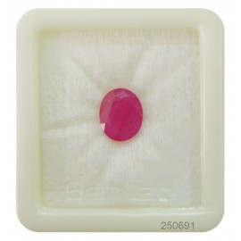 Ruby Gemstone Sup-Premium 5+ 3.1ct