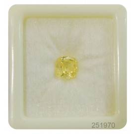 Ceylon Astrological Yellow Sapphire Fine 2CT (3.33 Ratti)