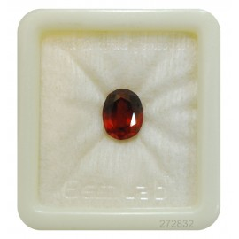 Hessonite Gemstone Premium 4+ 2.65ct