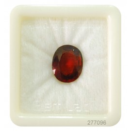 Hessonite Gemstone Premium 9+ 5.8ct