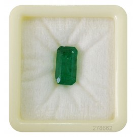 Emerald Gemstone Fine 7+ 4.2ct