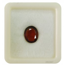 Hessonite Gemstone Fine 6+ 3.8ct