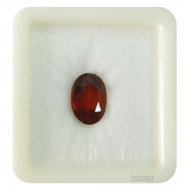 Hessonite Gemstone Fine 6+ 3.85ct