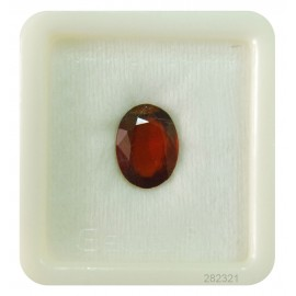 Hessonite Gomed Gemstone Fine 6+ 3.9ct