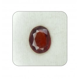 Hessonite Gemstone Fine 5+ 3.4ct