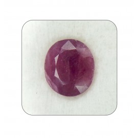 Ruby Manik Gemstone Fine 9+ 5.6ct